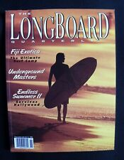 The Longboard Quarterly Magazine 1994 Vol.2 #3 Surfing Hawaii Surfer Weber