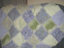 Beautiful Shaggy Quilt Kit - done in a day !