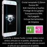 Funda carcasa para iPhone SE metal aluminio tapa espejo + cristal opcional new