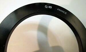 Cokin 49mm Anillo Adaptador Para Un Serie Cuadrado Soporte Lente Genuino Made IN