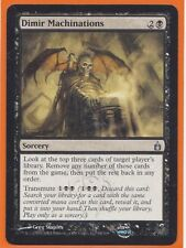 MTG Magic  1 x   Dimir Machinations   Ravnica  Uncommon Sorcery  Never played
