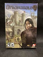 Stronghold 2 (PC, 2005) - Original Box - Real Time Strategy Game