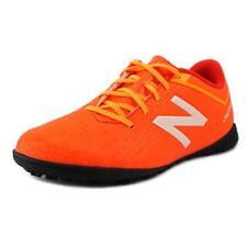 Scarpe arancione sintetico per bambini dai 2 ai 16 anni