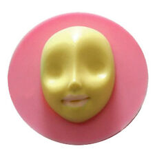 Baby Face Silicone Mould Chocolate Sugarcraft Cake Mold Baking Tool Fine