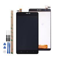 Ecran Complet Écran LCD Capacitif Tactile Numériseur pour Elephone C1 Max