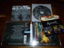 Axenstar / The Inquisition JAPAN+1 w/Sticker Sonata Arctica C1