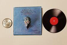 Miniature record Album Barbie Gi Joe 1/6 Playscale Music Eagles Greatest