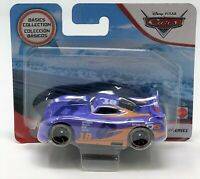 Disney Cars Danny Swervez Ice Racers Packaging 1:55 Basics Collection