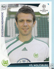 Football Sticker- Panini Uefa Champions League 2009-10 - No 136 - VFL Wolfsburg