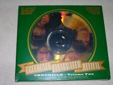 Creedence Clearwater Revival Chronicle Volume 2/Two Gold Disc CD Factory Sealed
