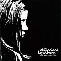 THE CHEMICAL BROTHERS Dig Your Own Hole CD BRAND NEW
