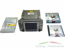 Alfa Romeo 147 GT original Navi Bordcomputer Navigationssystem m. CD s 735329871