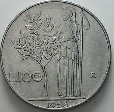 1956   Repubblica Italiana   100   lire    BB