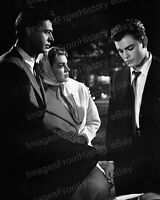 8x10 Print George Nader Esther Williams The Unguarded Moment 1956 #GN40