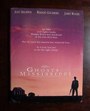 """""""Ghosts of Mississippi"""" movie press kit (Reiner, 1996) photos, folder, slides"""