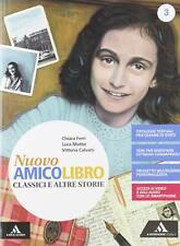 9788824774390 Nuovo amico libro. Per la Scuola media. Con e-book...one online: 3