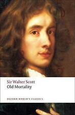 Scott, Sir Walter, Old Mortality (Oxford World's Classics), Very Good Book