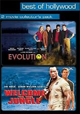 Best of Hollywood: Evolution / Welcome To The Jungle / 2-DVD`s / #10103