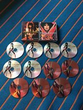 VINNIE VINCENT It's All In My Mind KISS Of Fire 11 CD Japan Boxset Demos Concert