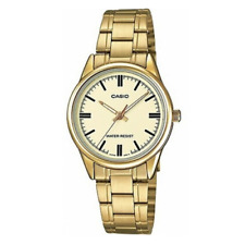Casio LTP-V005G-9AUDF Stainless Steel Strap Watch for Women