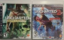 Uncharted: Drake's Fortune and Uncharted 2: Among Thieves Bundle (Playstation 3)