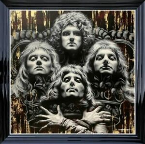 Queen - Bohemian Rhapsody Picture by Ben Jeffrey - limited edition