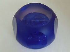 """Limited Edition Caithness """"Mystique"""" Paperweight Colin Terris(238/750) - 3 1/8"""""""