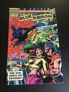 BLUE RIBBON COMICS #7 1984 ARCHIE VF-