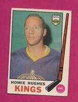 1969-70 OPC # 142 KINGS HOWIE HUGHES GOOD  CARD (INV# A5546)