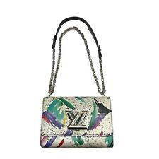 LOUIS VUITTON LIMITED EDITION SPLASH TWIST MM SHOULDER BAG HANDBAG £2700