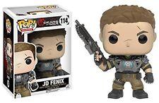 Gears Of War JD Fenix POP Games #114 Vinyl Figure FUNKO