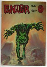 Fantagor #2 (1972, Rip Off Press) Richard Corben, Herb Arnold, Jackson  FN