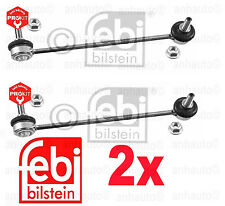 Set of 2 Front Sway Bar Link's Mercedes  W203 W209 C CLK with Sport Suspension