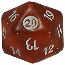 From the Vault: Twenty - Magic the Gathering d20 Spindown Life Counter Die