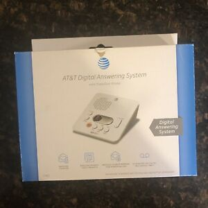 AT&T 1740 Digital Answering Machine System