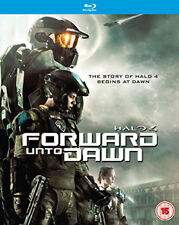 HALO 4 - FORWARD UNTO DAWN - BLU-RAY - REGION B UK