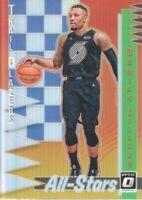 2018-19 Donruss Optic All-Stars Holo #18 Damian Lillard Portland Trail Blazers