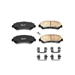Disc Brake Pad Set fits 2010-2013 Suzuki Kizashi  POWER STOP