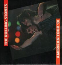 The Rolling Stones American Tour '81 Official Program 062918DBE