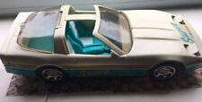 """Barbie 18"""" Super Corvette Car 1985"""