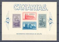 1939 MONUMENTOS HISTORICOS HB SIN DENTAR CANARIAS VIA AEREA EDIFIL 62    TC12192