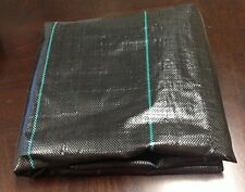 20 YEAR WEED BARRIER LANDSCAPE FABRIC 2.9oz 6x25ft Soil Erosion PP Woven