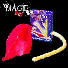 Corde en Foulard - Tour de magie