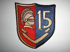 "US Navy DESTROYER SQUADRON 15 ""CHAMPION OF FREEDOM"" Patch"