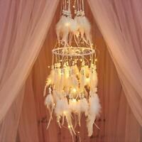 Bohemian Handmade Dream Catcher Net feather Hanging Home Car Decor Craft Gift