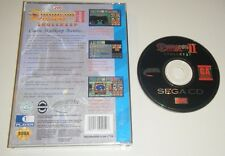 Dungeon Master II: Skullkeep GAME AND CASE BACK for your SEGA CD system - CDX