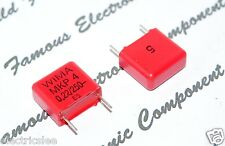 10pcs - WIMA MKP4 0.22uF (0.22µF 0,22uF 220nF) 250V 5% pitch:10mm Capacitor