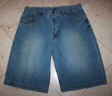 Men's BAD BOY 5-Pocket Shorts Blue Denim - 32