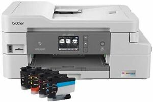 Brother MFC-J995DW INKvestmentTank Color Inkjet All-in-One Printer with Mobile D