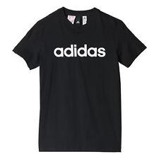 Magliette, maglie e camicie adidas a manica corta per bambini dai 2 ai 16 anni 100% Cotone